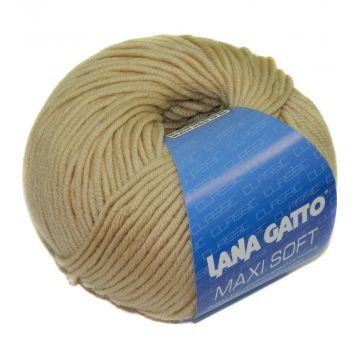 "Пряжа Lana Gatto ""MAXI SOFT"", цвет 12530"