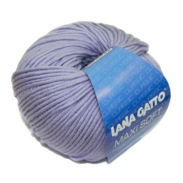 "Пряжа Lana Gatto ""MAXI SOFT"", цвет 10180"