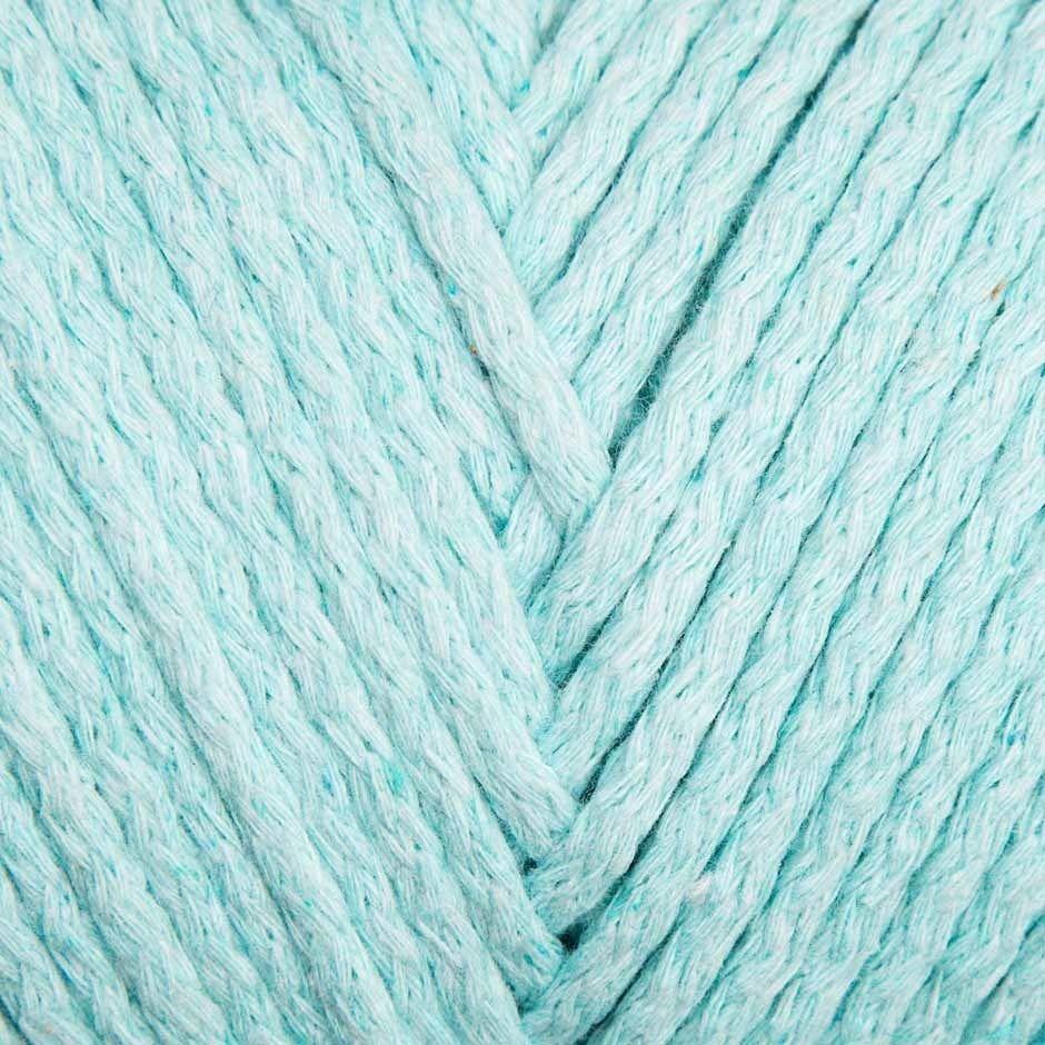 шнур хлопковый Cordy мятного цвета Cordy хлопковый шнур
